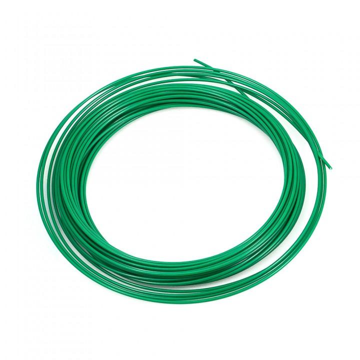 PLA пластик для 3D ручки 10 м Зеленый