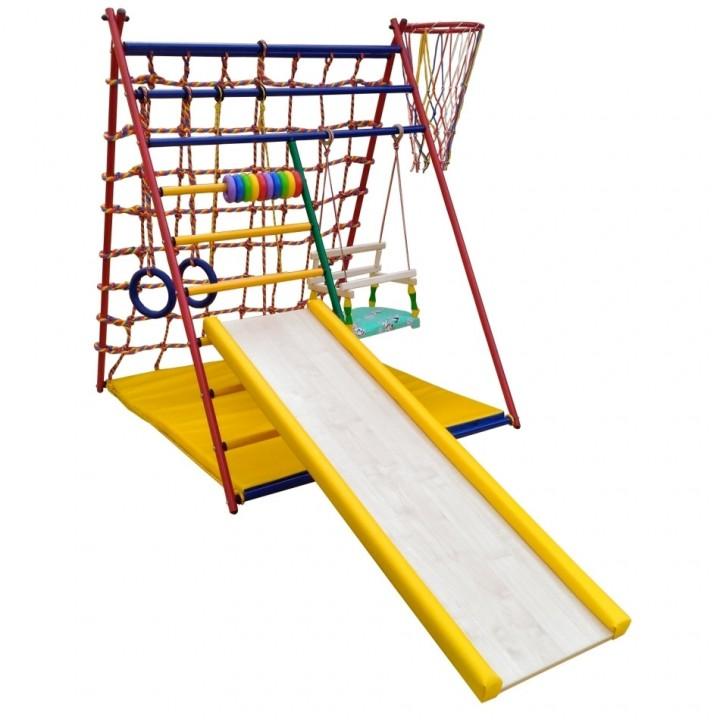 Детский спортивный комплекс Вертикаль Веселый Малыш Transformer