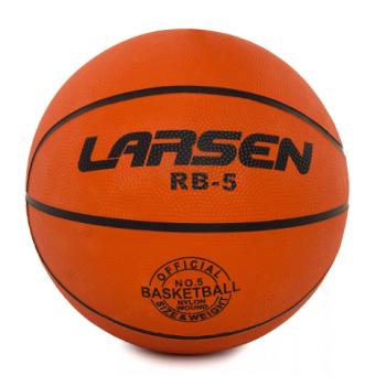 Мяч баскетбольный Larsen RB р.5