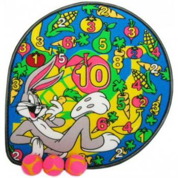 Дартс с мягким покрытием на липучке Дисней Mario-Inex 156/990