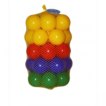 Набор шариков для сухого бассейна 35шт. Юг-Пласт 2011