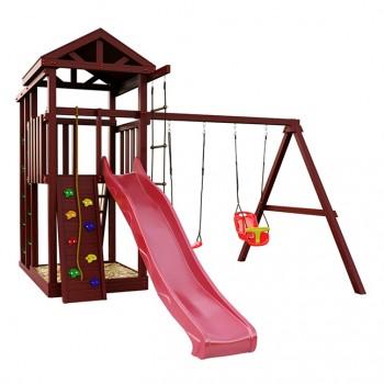 Детская игровая площадка IgraGrad Панда Фани Fort