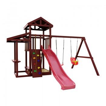 Детская игровая площадка IgraGrad Панда Фани Picnic
