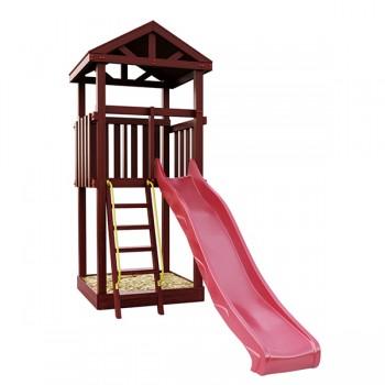 Детская игровая площадка IgraGrad Панда Фани Tower