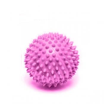 Мяч массажный Alonsa SMB-07-01 розовый 23 см
