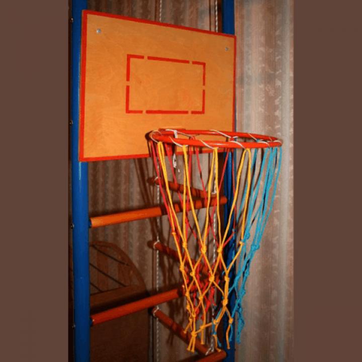 Щит баскетбольный малый для ДСК Вертикаль