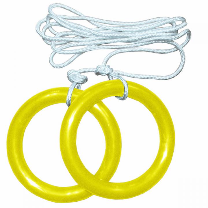 Кольца гимнастические Формула здоровья КГ01А
