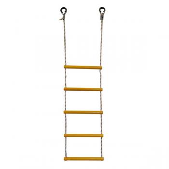 Лестница веревочная 5 ступеней Формула здоровья ЛВ5-2В