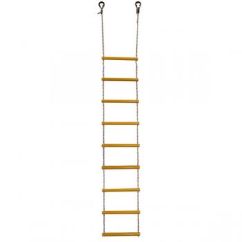 Лестница веревочная 9 ступеней Формула здоровья ЛВ9-2В