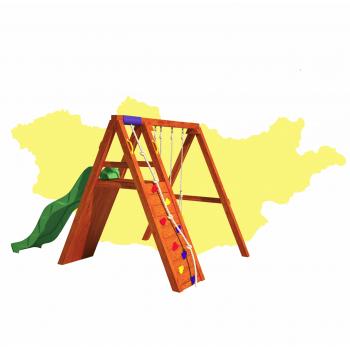 Детская игровая площадка Монголия
