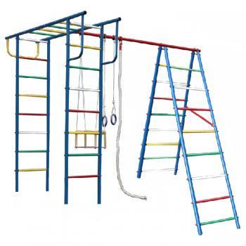 Спортивный комплекс для дачи Вертикаль А+П