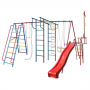 Спортивный комплекс для дачи Вертикаль А1+П