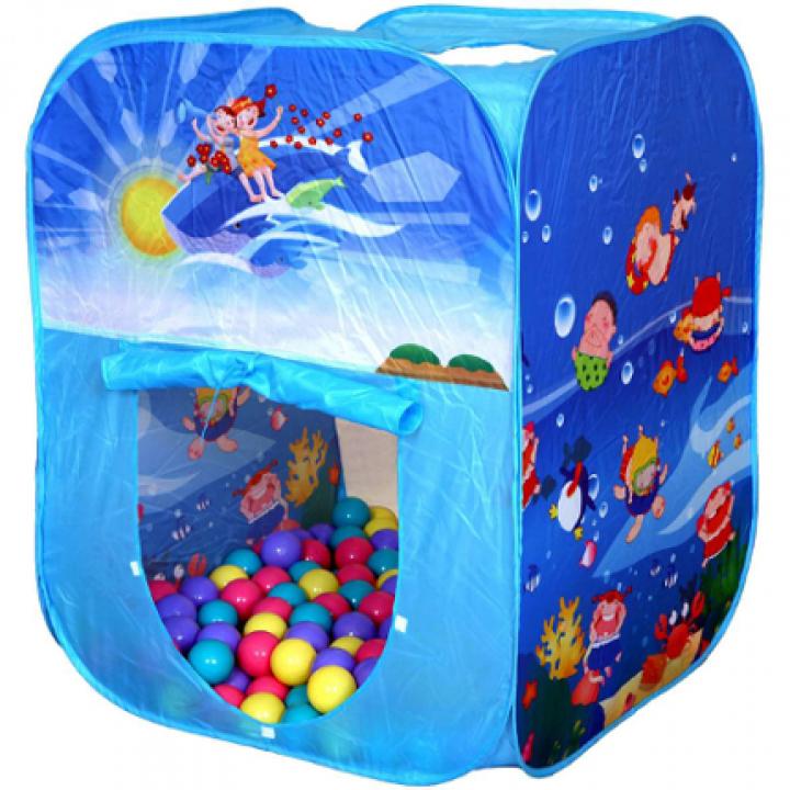 "Детская игровая палатка ""Океан"" Ching-Ching CBH-02"