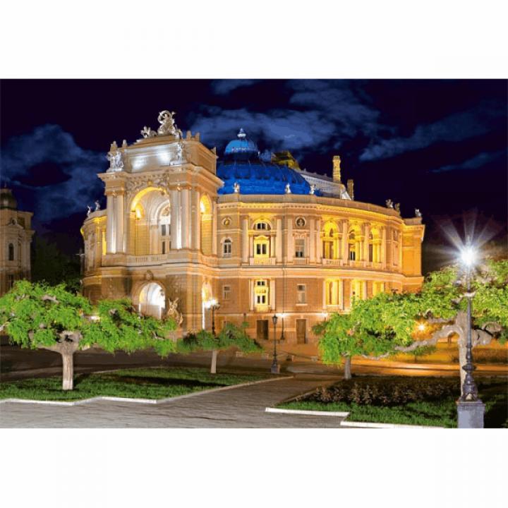 Пазл Оперный театр Одесса 1500 деталей Castorland C-150649