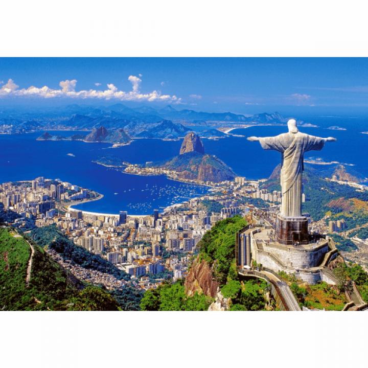 Пазл Рио-Де-Жанейро 1000 деталей Castorland C-102846