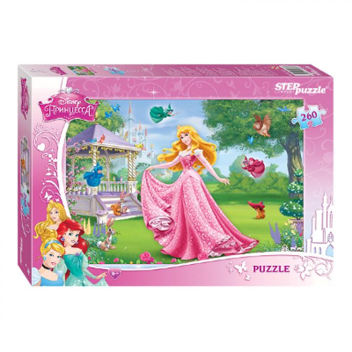 Пазл Disney Спящая красавица 260 деталей Степ Пазл 95037