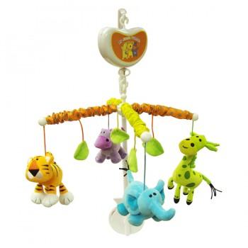 Мобиль Счастливые друзья Biba Toys BM040