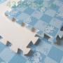 """Модульное покрытие MD """"Голубая клетка с собачками"""" MTP-30104"""
