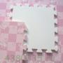 """Модульное покрытие MD """"Розовая клетка с собачками"""" MTP-30105"""