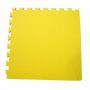Модульное покрытие с кромками Экополимеры желтый 30х30 9шт