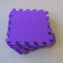 Модульное покрытие Жанетт фиолетовый 33х33 9 мм