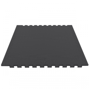 Модульное спортивное покрытие 100х100 см 10 мм 70 шор