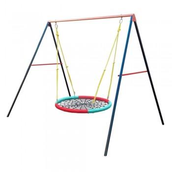 Дачные качели гнездо Вертикаль Swing-nest