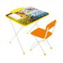 Комплект стол и стул Феи Тайны зимнего леса Disney Ника Д2Ф2