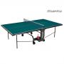 Теннисный стол для помещений DONIC INDOOR ROLLER 600 GREEN 230286-G