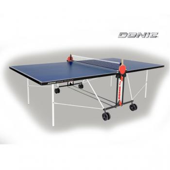 Теннисный стол для помещений DONIC INDOOR ROLLER FAN BLUE 230235-B