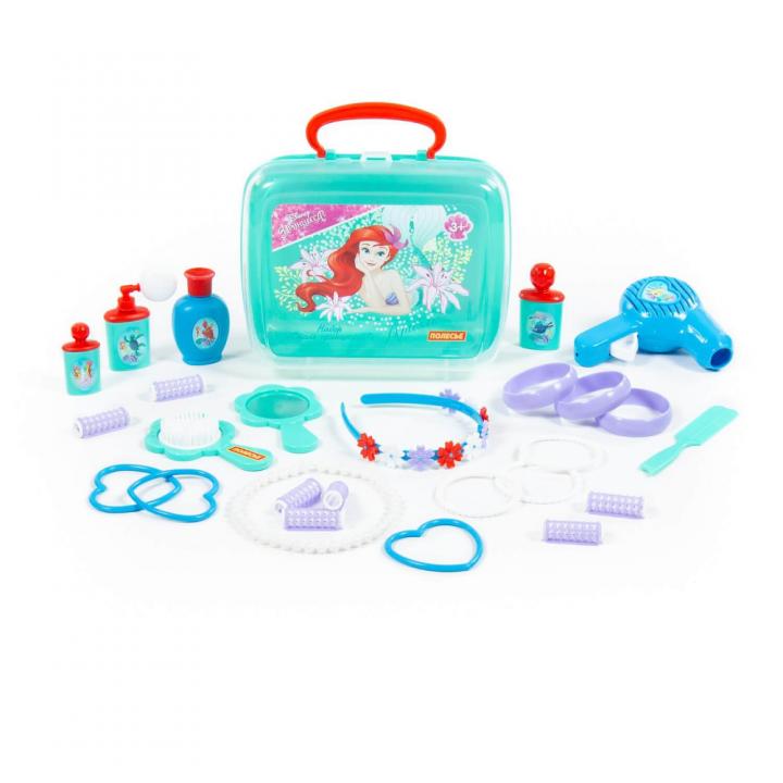 Игровой набор Disney Ариэль - Cтань принцессой! Полесье 71071