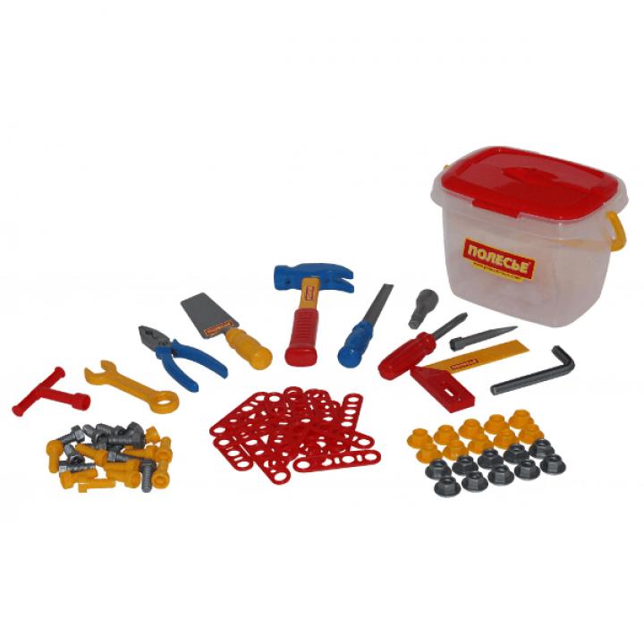 Набор инструментов №1 Полесье 47151