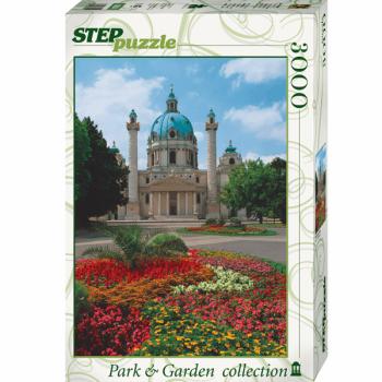 Пазл Австрия Весна 3000 деталей Степ Пазл 85003