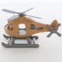 Вертолет военный Гром-Сафари Полесье 67715