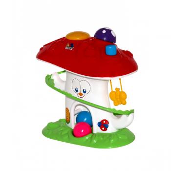 """Развивающая игрушка """"Забавный гриб"""" Полесье 47892"""