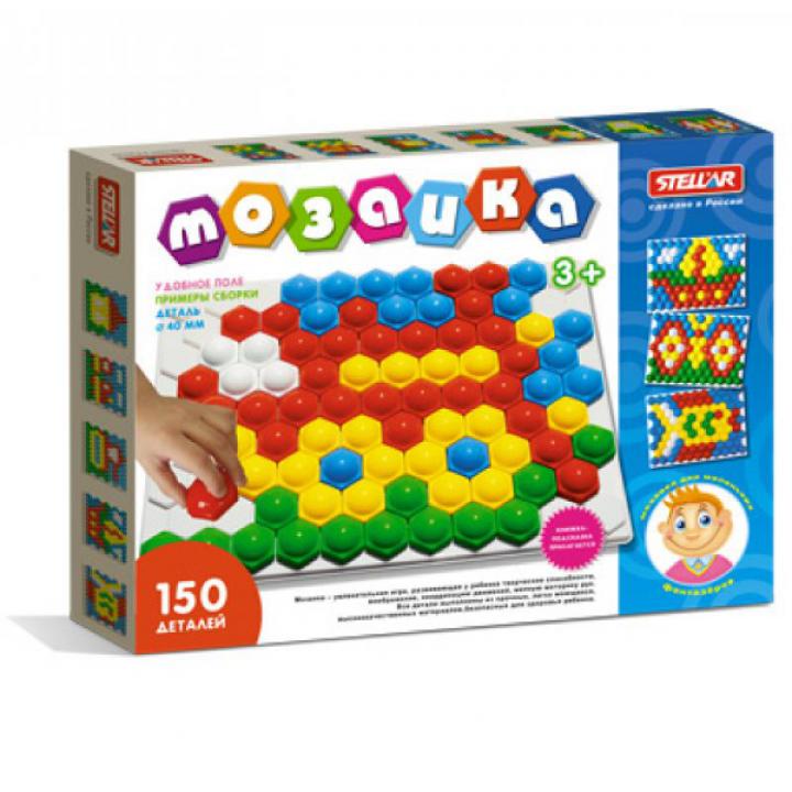 Мозаика детская 150 деталей 01043