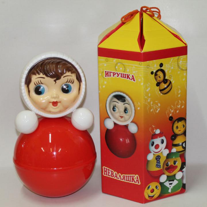 Игрушка-неваляшка Завидов 6С-0012