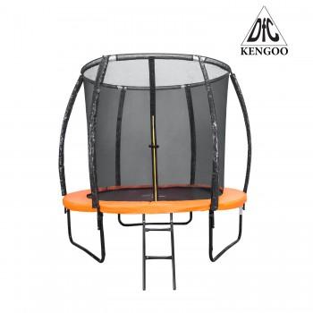 Батут с защитной сеткой DFC Trampoline Kengoo 8FT-TR-E-BAS